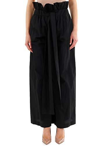 Donna Msgm 2642mdp10219530899 Pantaloni Poliestere Nero aaBwqU