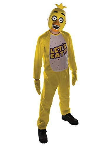Rubie's Five Nights Child's Value-Priced at Freddy's Chica Costume, -