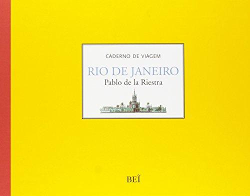 Caderno de Viagem. Rio de Janeiro