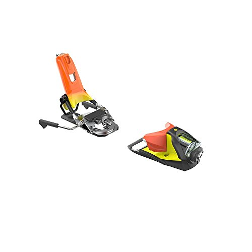 Look Pivot 14 AW Ski Bindings (Yellow-Orange, 130mm)