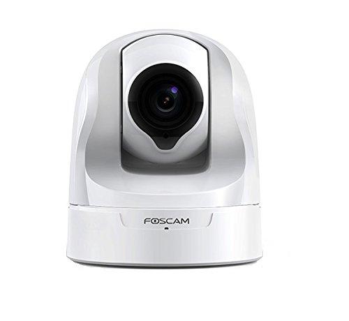 Foscam FIW Cámara IP de vigilancia de interior  MP motorizada zoom