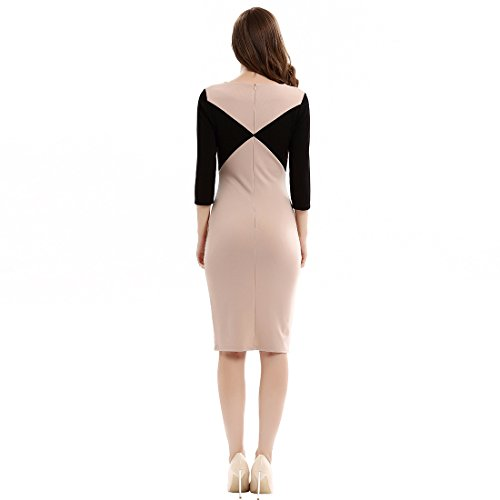 VENFLON Damen Kleid Rosa