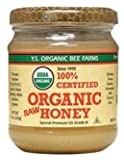 100% Certified Organic Raw Honey 8 oz Paste by Y.S. Eco Bee Farm [Foods]