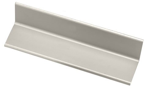 Securitron HEB-2CL-8 Header Extension Bracket, Clear