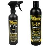 Eqyss Flea Bite Shampoo/Spray Pet Set, Pint