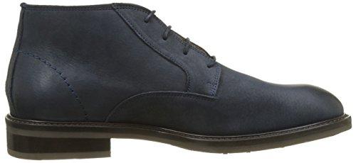 Tommy Hilfiger R2285ounder 3n, Stivali Desert Boots Uomo Blu (Midnight)