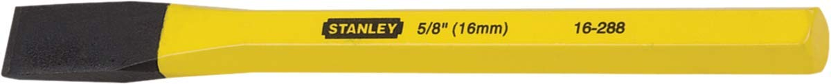 Stanley 16-288 Cold Chisel, 5/8 Inch