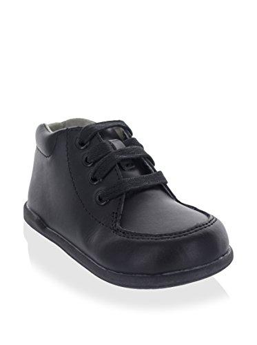 Josmo Kid s Walking Shoe Black 4 5 M US Toddler