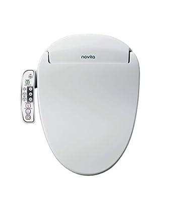 Novita Slimline Bidet Toilet Seat Elongated Model BN-330
