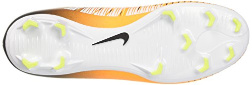 Soccer Dyanamic VI Laser Victory Nike FG Men's Cleat Fit Orange Mercurial Black wxBaqg4q0
