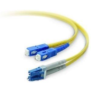 BELKIN F2F202L7-01M / Duplex Fiber Optic Patch Cable