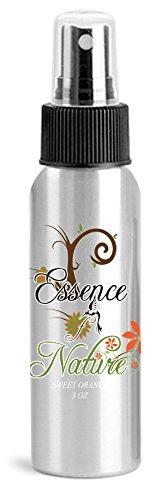 Sala de aromaterapia y cuerpo Spray - 100% puros aceites esenciales-dulce naranja 3 oz.