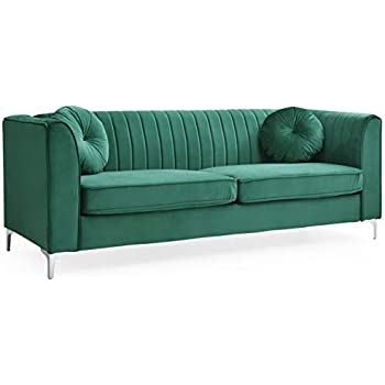Amazon.com: Manhattan Comfort 97B3HL2 Vandam Modern Ribbed ...