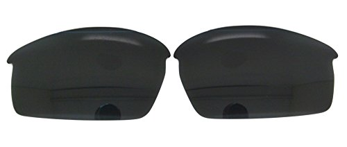 Polarized Replacement Lenses for Oakley Bottlecap Sunglasses (Black) - Lenses Oakley Polarized Replacement Bottlecap