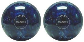 EPCO-Duckpin-Bowling-Ball-Starline-Blue-Pearl-2-Balls