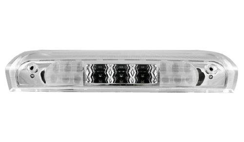 Recon 264118CL LED Third Brake Light Kit 2002-2006 Dodge RAM 1500 & 2003-2006 RAM 2500/3500 - Clear Lens