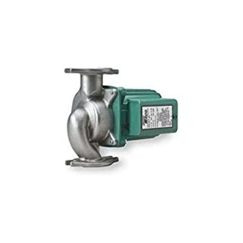 Taco 0011-SF4 Stainless Steel Cartridge Circulating Pump,1/8 Horsepower