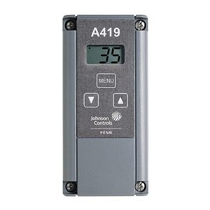 Electronic Temperature Control, 120 to 240VAC, 1 Stage