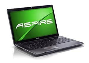 """Acer Aspire 5733Z - Ordenador portátil de 15.6"""" (4 GB de RAM, 2.1 GHz, Pentium_P6200, Windows 7 Edition Home Premium, 640 GB de disco duro) - teclado QWERTY Español"""