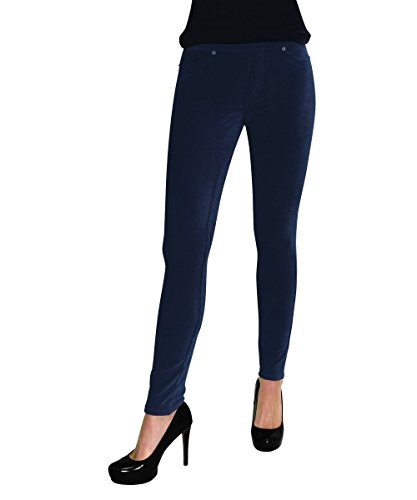 Royal Plush Thin-Rib Corduroy Legging (Plush Pant Corduroy)