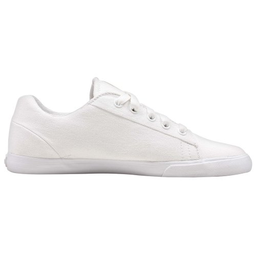 SUPRA Assault White Canvas