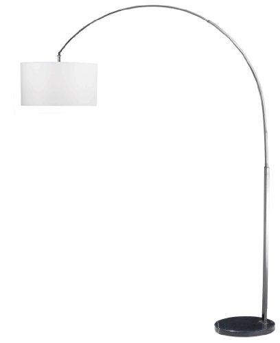 Kenroy Home 32119bs Bolen Arc Lamp Floor Lamps Amazon Com