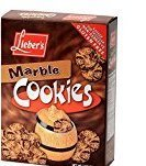 Lieber's Marble Cookies Gluten Free Kosher for Passover 5.3oz - 3 pk