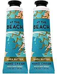 (Bath and Body Works 2 Pack At The Beach Hand Cream. 1 oz)