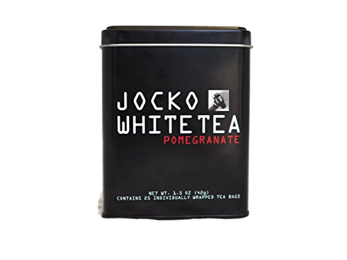 JOCKO WHITE TEA 25 CT