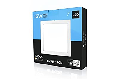 Ceiling Light Round and Square