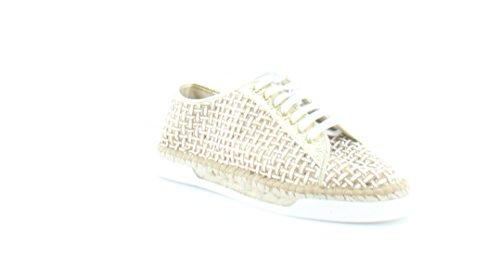 Andre Assous Women's Shelley Fashion Sneaker, Gold, 7 M US