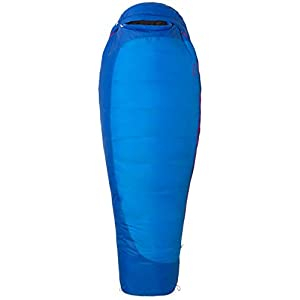 Marmot Trestles 15 Women's Cold-Weather Mummy Sleeping Bag, 15-Degree Rating