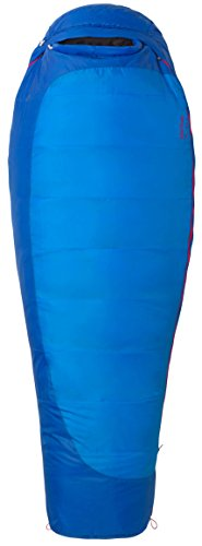 Marmot Trestles 15 Women's Cold-Weather Mummy Sleeping Bag, 15-Degree (Womens Trestles 15 Sleeping Bag)