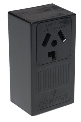 - Leviton 5054 Dryer Outlet Receptacle 30A 125 250V 10-30R