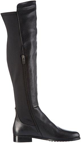 BPrivate H2603x - Botas de caña larga con forro de invierno Mujer Negro (Nero/Nero)