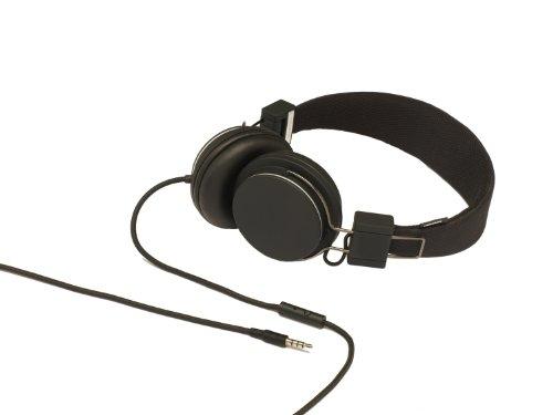 Urbanears 00150609 Plattan Headphones Black