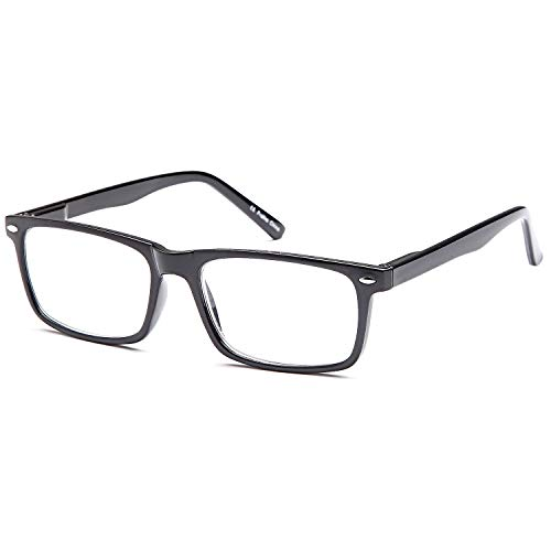 Gamma Ray Men's Reading Glasses - 5 Pairs Readers for Men - w Sun Readers - 2.75