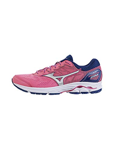 Shoes 750 Running (Mizuno Womens Running Shoes - Women's Wave Rider 21 Running Shoe - 410974 7 1/2 (0750))