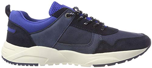 Mix Garçon Bleu navy Baskets David Pepe 595 Jeans Raqwxp8KO7