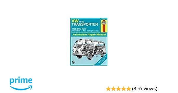 Vw transporter 1600 owners workshop manual all volkswagen vw transporter 1600 owners workshop manual all volkswagen transporter 1600 models with 1584 cc 967 cu in engine 1968 79 jh haynes fandeluxe Image collections
