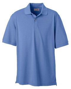 Ashworth Knit Shirt (Ashworth 3028C Men's Combed Cotton Piquà Polo-Men's Pima Piquà Polo-Small-Absolute)