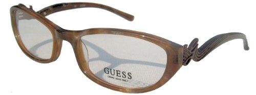 Guess GU 2245 BRN Brown 52mm - Glasses Uk Guess