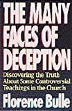 The Many Faces of Deception, Florence Bulle, 1556610750
