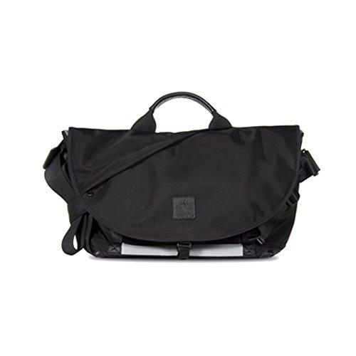 - ALPAKA 7ven Messenger Bag (Black)
