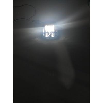5 Pcs Cab Marker Lights w/ 16 White LED For 2003-2020 Dodge Ram: Automotive