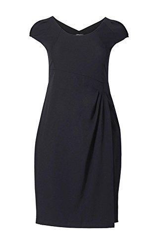 Sheego - Vestido - para mujer negro