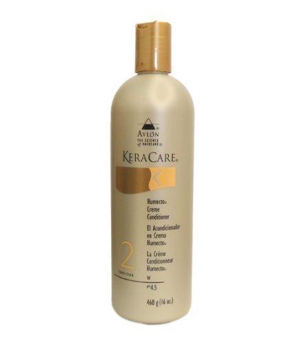 Keracare Humecto Crème Conditioner (16Oz)