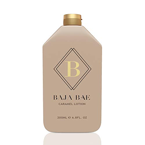 (BRONZE TANNING LOTION for the Ultimate Bronzed Body Natural Caramel Base Tinted Moisturizer Use everyday for Instant Goddess Glow while Nourishing Your Skin - Enhance Your Tan Sunless or in the Sun)