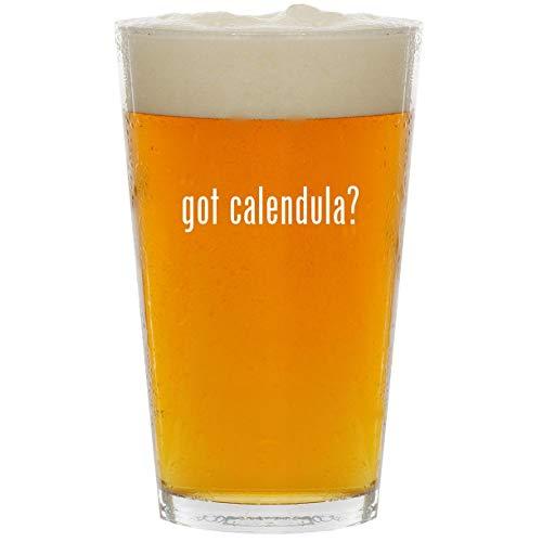 - got calendula? - Glass 16oz Beer Pint