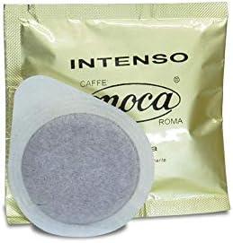 Caffè Moca Cialde ESE 44 mm Intenso Carta Filtro Compostabile Compofilt – 150 Cialde (100% Arabica)